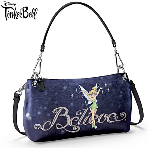 Disney Tinker Bell 'Believe' 3-Style Handbag