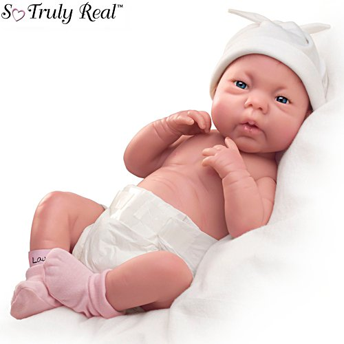 'A Lovely Gift Is Little Lauren' So Truly Real® Doll