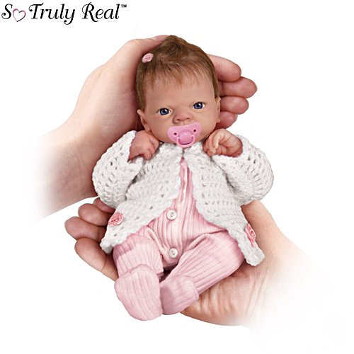 'Celebration Of Life Emmy' 'Tiny Miracles'® First So Truly Real 10-Inch Baby Girl Doll