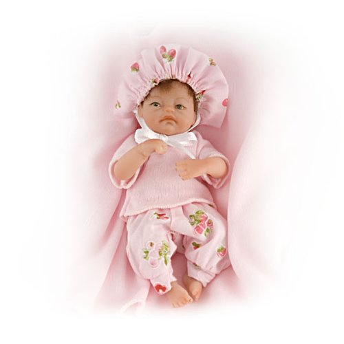 'A Handful Of Tenderness' Miniature Baby Doll