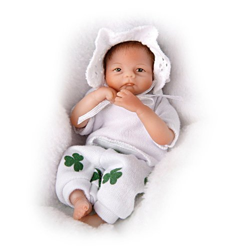 Heavenly Handfuls® 'A Handful Of Cheerfulness' Miniature Baby Doll