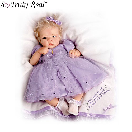 'Precious Grace' So Truly Real® Baby Girl Doll