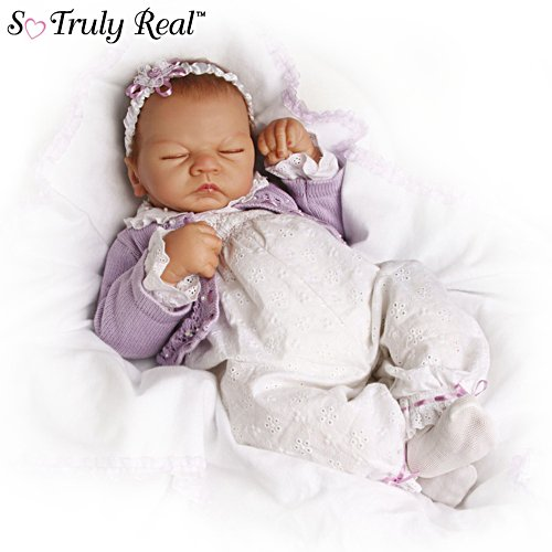 'Sweet Dreams Emily' Lifelike Breathing Doll