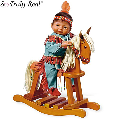'The Magnificent Hunter' So Truly Rea® Baby Boy Doll