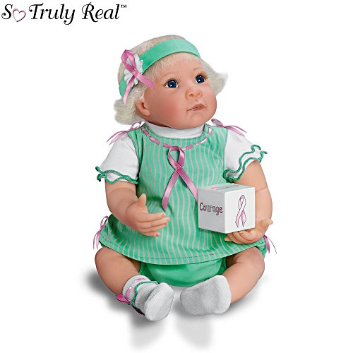 'Keep Courage For The Cause' So Truly Real® Baby Doll