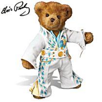 Elvis™ 'Viva' Concert Outfit Teddy Bear
