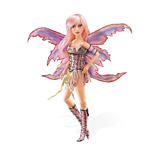 'Believe' 16-Inch Ball-Jointed Fantasy Fairy Doll