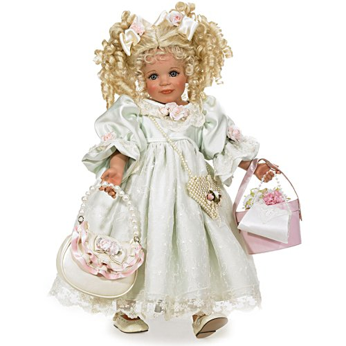 'In The Purse Suit Of Happiness' Child Doll