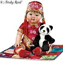 'Mei Mei' So Truly Real® Asian Signature Edition Baby Doll