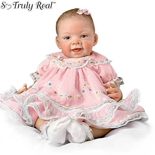 'Pretty In Pink' 25th Anniversary So Truly Real® Baby Girl Doll