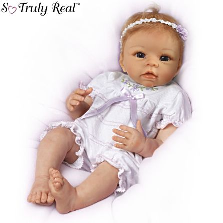 'Chloe's Look Of Love' So Truly Real® Baby Doll