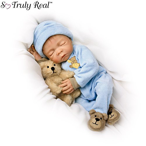 'Sweet Dreams, Baby Jacob' So Truly Real® Baby Doll