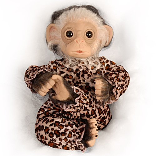 'Sweet Mashaka' Baby Chimpanzee Doll