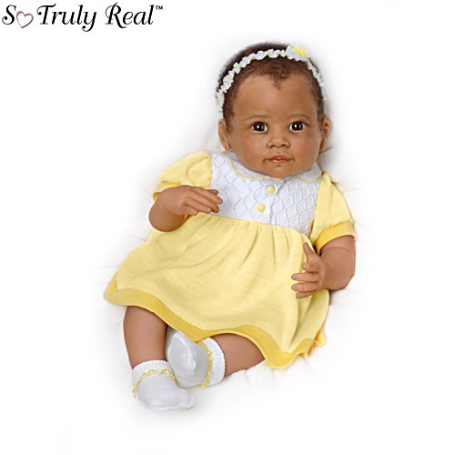 'Ava's Look Of Love' Touch-Activated Interactive Baby Girl Doll