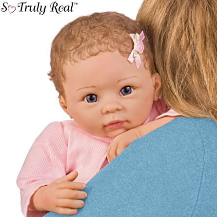 Reborn Lifelike So Truly Real Doll A Moment In My Arms