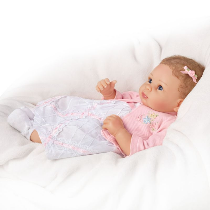 A Moment In My Arms Forever In My Heart 20/'/' Girl Ashton Drake Doll New
