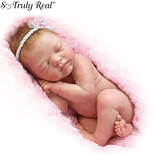 'Bundle Of Love' So Truly Real® Baby Girl Doll