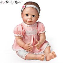 'What Ella Loves!' Touch-Activated Interactive Baby Girl Doll