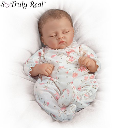 'Sophia' Touch-Activated So Truly Real® Baby Girl Doll