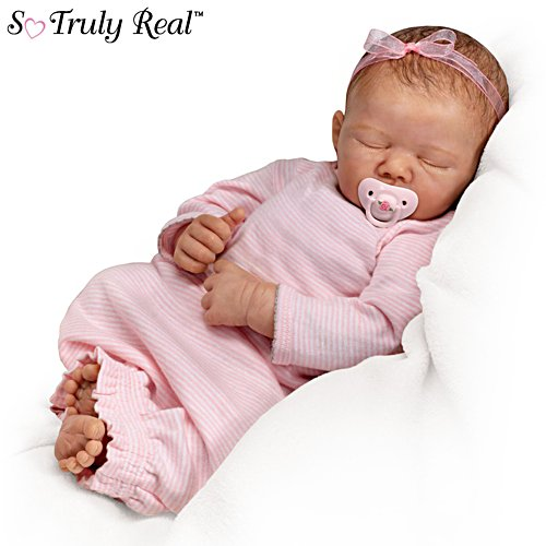 'Rock-A-Bye' So Truly Real® Baby Girl Doll