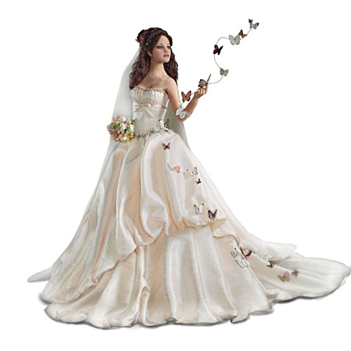 'On Wings Of Love' Bride Doll