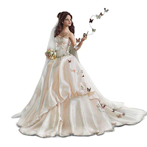 Auf den Flügeln der Liebe – Brautpuppe