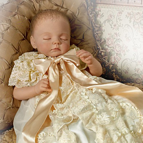 'Prince Of Cambridge' Commemorative Porcelain Baby Doll