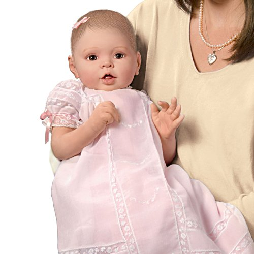 'Princess Of Cambridge' Commemorative Porcelain Baby Doll