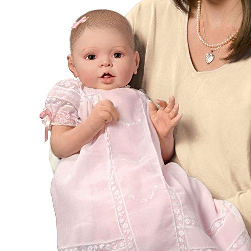 'Princess Of Cambridge' Commemorative Porcelain Baby Doll