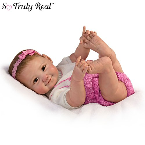 '10 Little Fingers, 10 Little Toes' Poseable Baby Doll