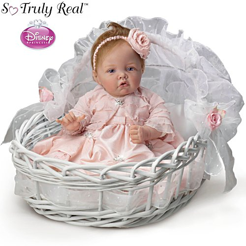 Disney 'Pretty As A Princess' Poseable Baby Girl Doll