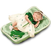 'Wee Irish Blessings' Personalised Baby Doll