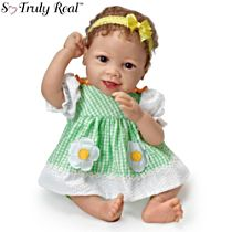 Linda Murray 'Put On A Happy Face' So Truly Real® Baby Doll