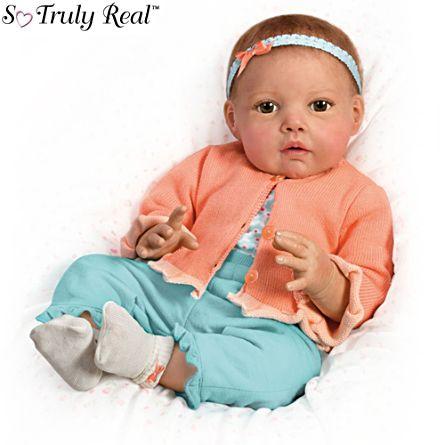Hannah Goes To Grandma S Baby Doll