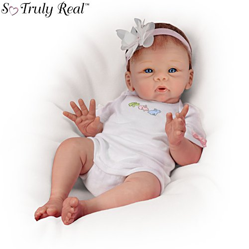 'Snuggle Bunny' Poseable So Truly Real® Baby Doll