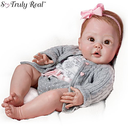 'Cuddly Coo!' So Truly Real® Baby Girl Doll