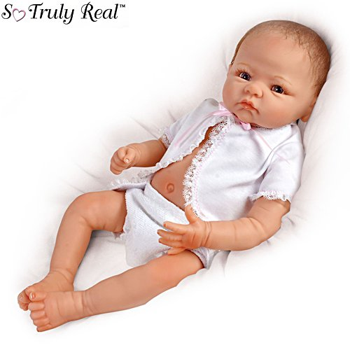 'Little Grace' So Truly Real® Baby Girl Doll With A New Level Of Realism