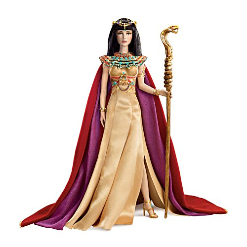 'Cleopatra, Queen Of The Nile' Fashion Doll