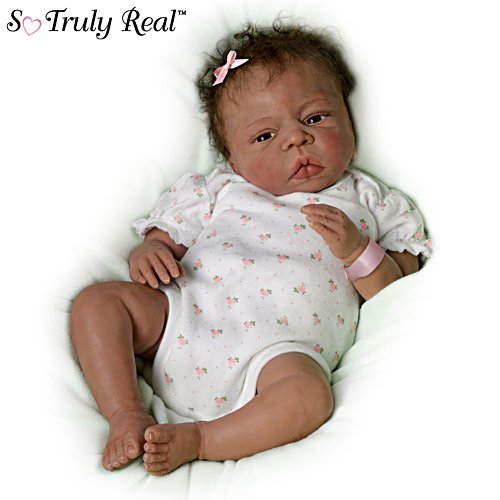 'So Blessed' So Truly Real® African-American Baby Girl Doll