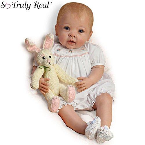 Linda Murray 'Bunny Hugs' Poseable Baby Doll