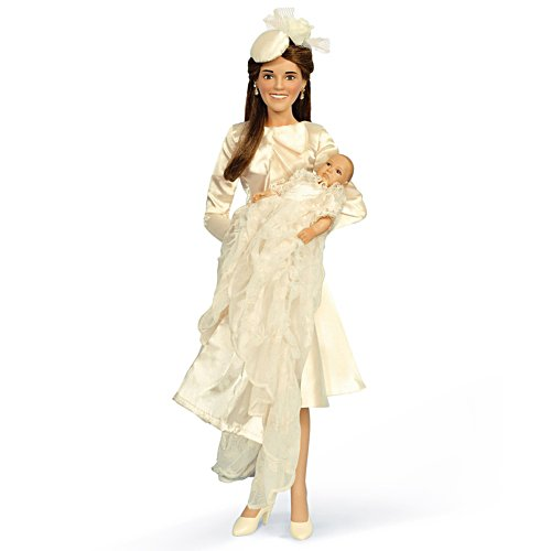 'The Royal Christening' Portrait Doll Set