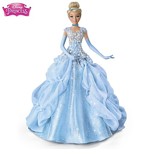 Disney 'Princess Cinderella Sparkling Beauty' Collector Doll