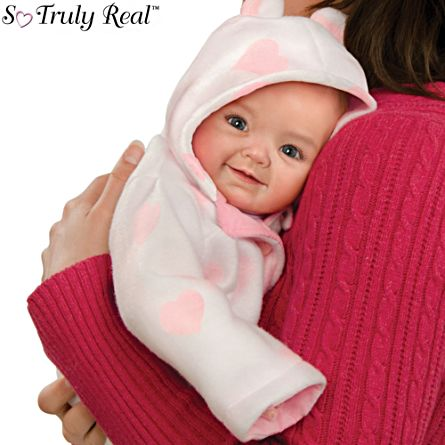 Reborn Lifelike So Truly Real Poseable Photo Contest