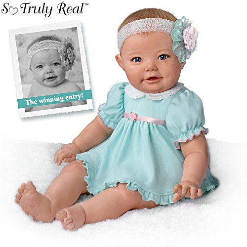 2015 Such A Doll Photo Contest Winner: 'Emerie' Baby Doll