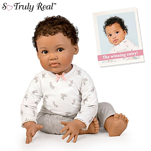 'Paris': 2021 Such A Doll Photo Contest Winner Baby Girl Doll