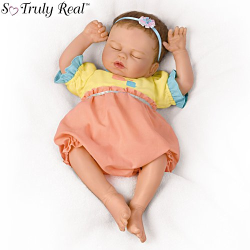 'Baby Of Mine' Poseable So Truly Real® Baby Girl Doll