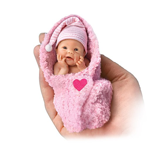 'Bundle Of Love' Reborn Miniature Bundle Babies Baby Doll