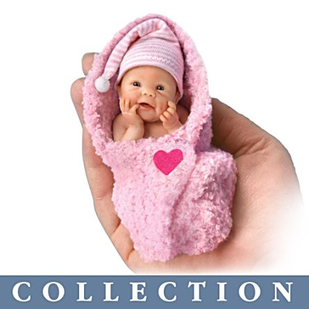 Reborn Miniature Baby Doll Collection Bundle Babies