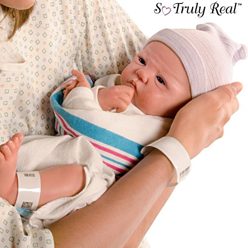'Welcome To The World' So Truly Real® Doll