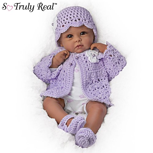 'Tiana Goes To Grandma's' So Truly Real® African-American Baby Doll